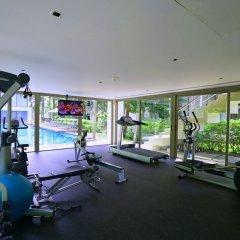 Отель Casuarina Shores фитнесс-зал фото 4