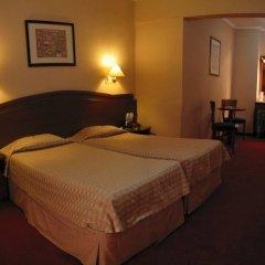 Vergina Hotel сейф в номере