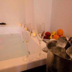 Отель Suites Boutique Jardines del Montornes Испания, Валенсия - отзывы, цены и фото номеров - забронировать отель Suites Boutique Jardines del Montornes онлайн ванная фото 2