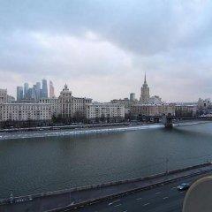 Апартаменты GM Apartment Smolenskaya 10 балкон
