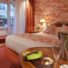 Отель Hôtel Le Regent Paris комната для гостей фото 5
