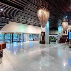 Отель Miguel Angel by BlueBay Испания, Мадрид - 2 отзыва об отеле, цены и фото номеров - забронировать отель Miguel Angel by BlueBay онлайн интерьер отеля фото 3