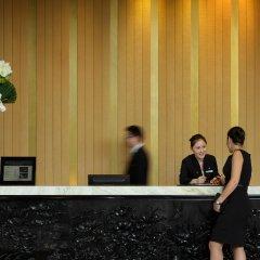 Отель InterContinental Shanghai Jing' An интерьер отеля