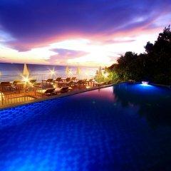 Отель Pinnacle Koh Tao Resort бассейн