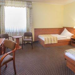 Отель Bacero Польша, Вроцлав - отзывы, цены и фото номеров - забронировать отель Bacero онлайн комната для гостей фото 2