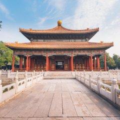 Отель Hua Du Китай, Пекин - отзывы, цены и фото номеров - забронировать отель Hua Du онлайн вид на фасад