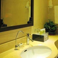 Отель Xian Yanta International Hotel Китай, Сиань - отзывы, цены и фото номеров - забронировать отель Xian Yanta International Hotel онлайн ванная
