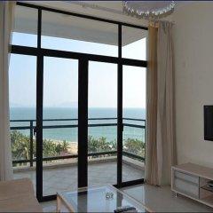 Апартаменты Lezai Lvtu Seaview Holiday Apartment комната для гостей фото 5