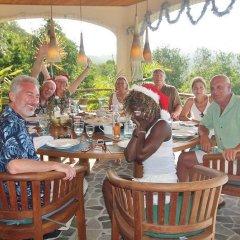 Отель Tropical Hideaway питание фото 3