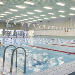 Отель Pirita Spa Таллин бассейн