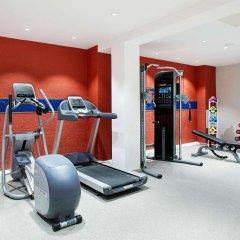Отель Hampton by Hilton Glasgow Central фитнесс-зал