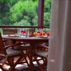 Отель Kassandra Village Resort Греция, Пефкохори - отзывы, цены и фото номеров - забронировать отель Kassandra Village Resort онлайн балкон