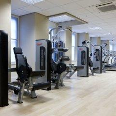 Отель JW Marriott Grosvenor House London фитнесс-зал фото 2