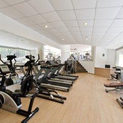 Отель Beach Club Doganay - All Inclusive фитнесс-зал фото 2