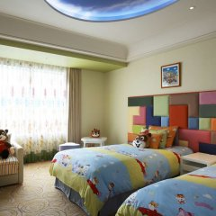 Отель Lotte World Сеул детские мероприятия