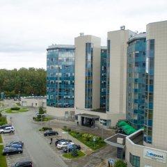 Гостиница SkyPoint Шереметьево парковка