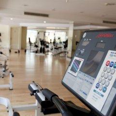 Отель Queen's Park Turkiz Kemer - All Inclusive фитнесс-зал