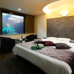 Отель Espo Япония, Фукуока - отзывы, цены и фото номеров - забронировать отель Espo онлайн комната для гостей фото 2