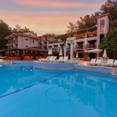 Pine Valley Турция, Олудениз - отзывы, цены и фото номеров - забронировать отель Pine Valley онлайн бассейн фото 2