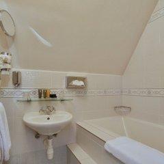 Отель U Pava Прага ванная фото 2
