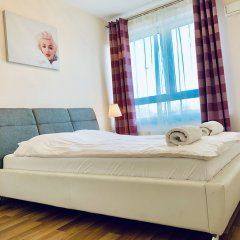 Апартаменты Warsaw Inside Apartments комната для гостей фото 2