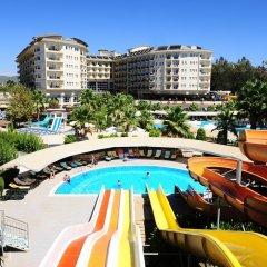 Mukarnas Spa & Resort Hotel Турция, Окурджалар - отзывы, цены и фото номеров - забронировать отель Mukarnas Spa & Resort Hotel онлайн бассейн