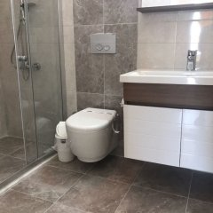 Infinity Denlis Villa Турция, Мугла - отзывы, цены и фото номеров - забронировать отель Infinity Denlis Villa онлайн ванная фото 2