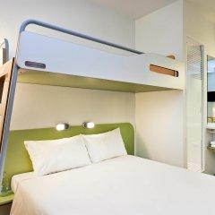 Отель ibis budget Lyon Gerland Франция, Лион - отзывы, цены и фото номеров - забронировать отель ibis budget Lyon Gerland онлайн комната для гостей фото 3