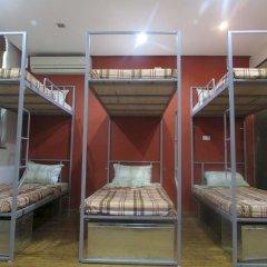 Hanoi Light Hostel комната для гостей