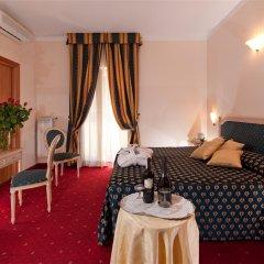 Отель c-hotels Club House Roma в номере фото 2