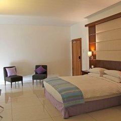 Отель The Hub Hotel Сьерра-Леоне, Фритаун - отзывы, цены и фото номеров - забронировать отель The Hub Hotel онлайн комната для гостей фото 4