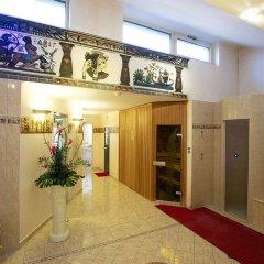 Hollywood Media Hotel сауна