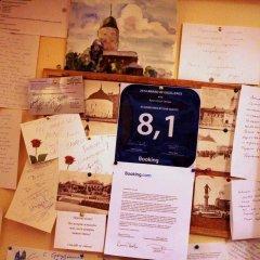 Гостиница Апарт-Отель Сампо в Выборге 2 отзыва об отеле, цены и фото номеров - забронировать гостиницу Апарт-Отель Сампо онлайн Выборг интерьер отеля