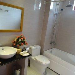 Отель Green Field Villas Хойан ванная