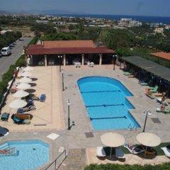 Hotel Galini Anissaras бассейн