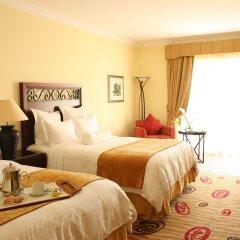 Отель Praia D'El Rey Marriott Golf & Beach Resort в номере