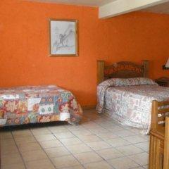 Отель Villa Santa Cruz Creel комната для гостей фото 4