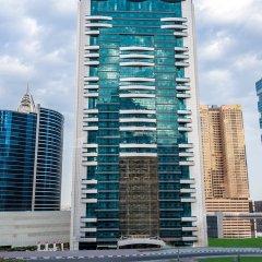 Отель First Central Hotel Suites ОАЭ, Дубай - 11 отзывов об отеле, цены и фото номеров - забронировать отель First Central Hotel Suites онлайн вид на фасад