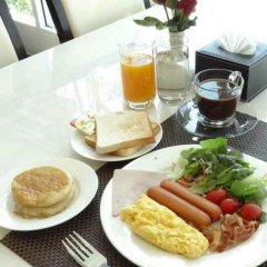 Отель Infinity Holiday Inn Бангкок в номере фото 2