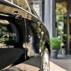 Отель Principe Di Savoia Италия, Милан - 5 отзывов об отеле, цены и фото номеров - забронировать отель Principe Di Savoia онлайн городской автобус