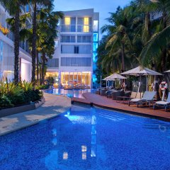 Отель Baraquda Pattaya - MGallery by Sofitel бассейн