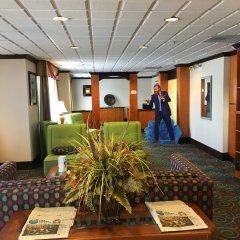 Отель Ramada by Wyndham Vicksburg интерьер отеля фото 3