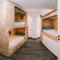Отель Deck Lodge спа
