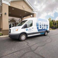 Отель Best Western Port Columbus США, Колумбус - отзывы, цены и фото номеров - забронировать отель Best Western Port Columbus онлайн городской автобус