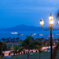 Отель Royal Villas пляж