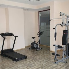 Hotel Gladiola фитнесс-зал
