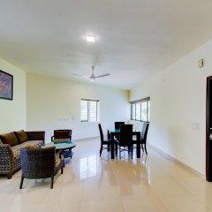 Отель Capital O 37677 Xec Residency Гоа комната для гостей
