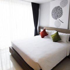 Отель Aspira Prime Patong 3* Улучшенный номер разные типы кроватей