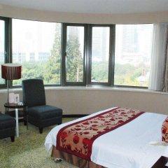 Shanghai Forte Hotel комната для гостей фото 3