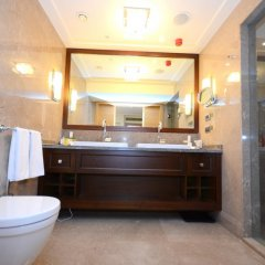 Отель Doubletree by Hilton Avanos - Cappadocia Аванос ванная фото 2